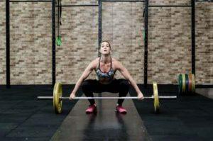 פיתוח שרירים
